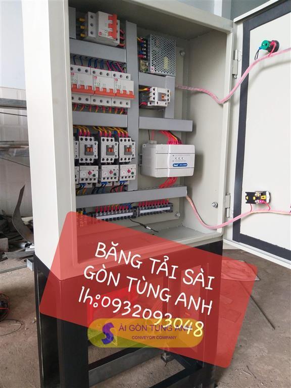 tủ điện băng tải