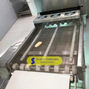 băng tải lưới inox băng tải thực phẩm